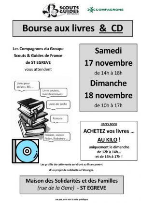 Bourse aux Livres & CD