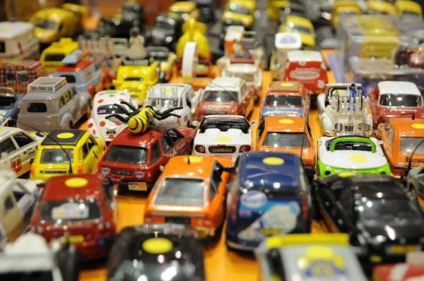 Bourse aux Miniatures et Jouets Anciens - Ivry-la-Bataille