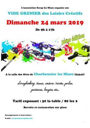 Vide-greniers de Charbonnier-les-Mines