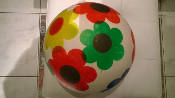 Ballon vintage année 70