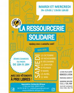 La Ressourcerie solidaire