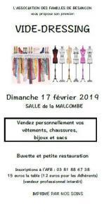 Vide-dressing de Besançon