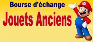 Bourse d'échange de jouet de Paray-le-Monial
