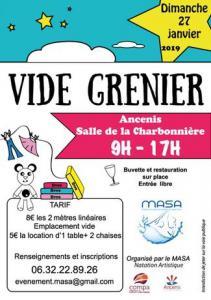 Vide-greniers - Ancenis