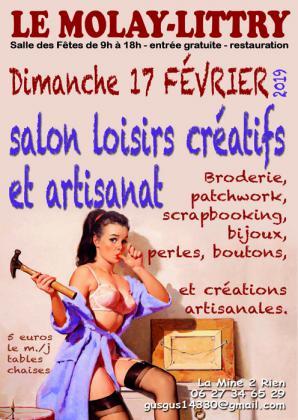 salon loisirs creatifs et artisanat