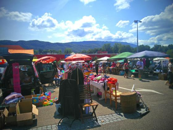 Brocante Vide-greniers de Clermont-Ferrand