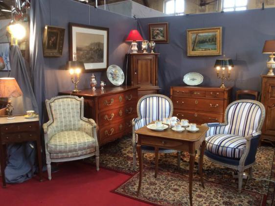 Salon des antiquaires de Saint-Riquier