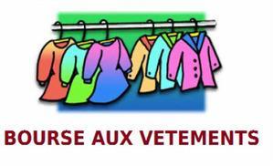 Bourse aux vêtements de Bruyères