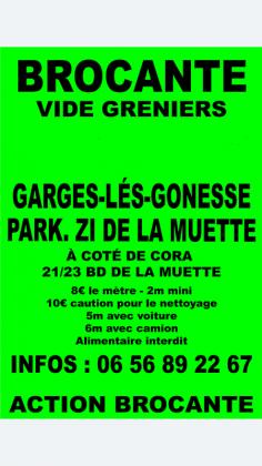 Brocante Vide-greniers de Garges-lès-Gonesse