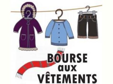 Bourse aux vêtements printemps été de Saint-Martin-du-Tertre