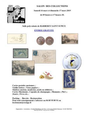 Bourse multi-collections de Barberey-Saint-Sulpice