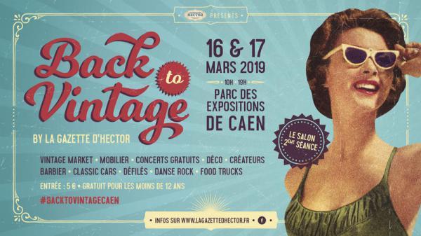 Salon Back to vintage de Caen