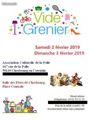 Vide-greniers de Cherbourg-Octeville