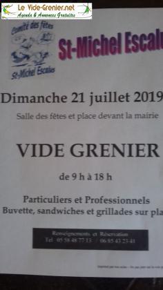 Vide-greniers de Saint-Michel-Escalus