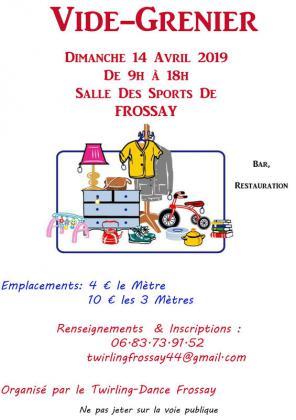 Vide-greniers de Frossay
