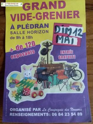 Vide-greniers de Plédran