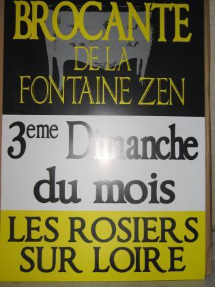 Brocante et collection de Gennes-Val-de-Loire