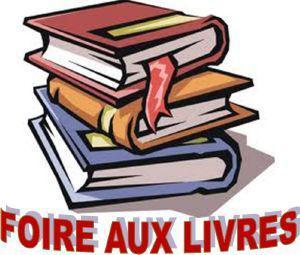 FOIRE AUX LIVRES de Bethoncourt