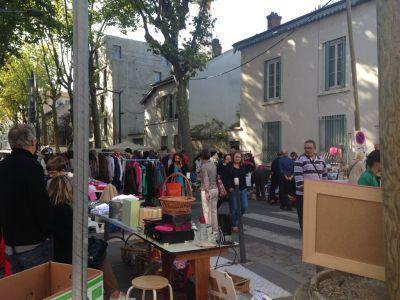 Vide-greniers de Lyon 03