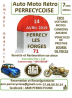 Bourse de pièces détachées de véhicules à Perrecy-les-Forges