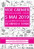 Vide-Grenier de la Glacière - Oullins - Dim. 5 mai