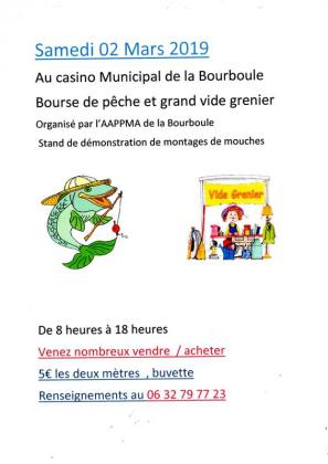 Vide-greniers - La Bourboule