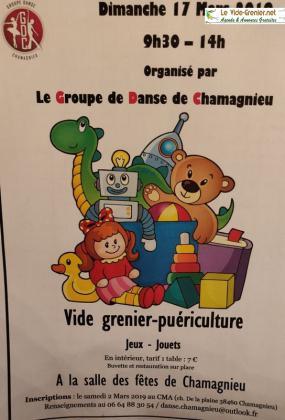Vide-greniers de Chamagnieu