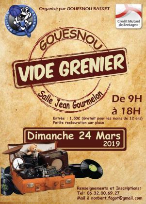 Vide-greniers de Gouesnou