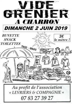 Vide-greniers de Charron