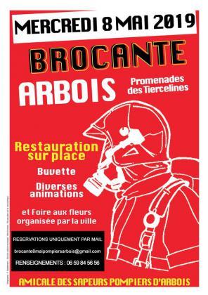 Brocante Vide-greniers - Arbois