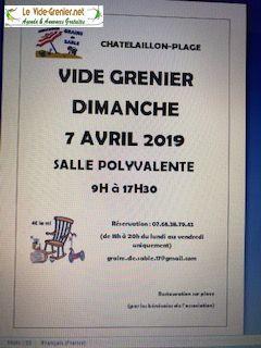 Vide-greniers de Châtelaillon-Plage