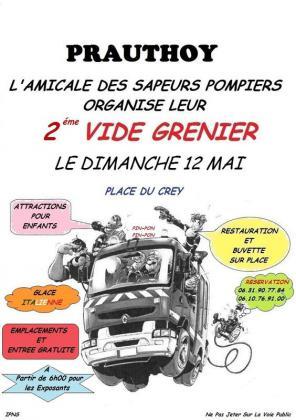 Vide-greniers - Le Montsaugeonnais