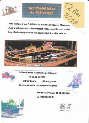 Bourse aux Jouets de Collections de Villerupt