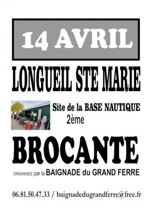Brocante Vide-greniers de Longueil-Sainte-Marie