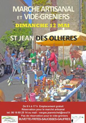 Vide-greniers de Saint-Jean-des-Ollières