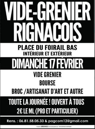Vide-greniers de Rignac