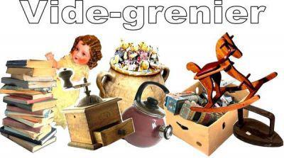 Vide-greniers - Les Loges