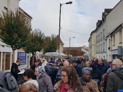 Brocante Vide-greniers de Chennevières-sur-Marne