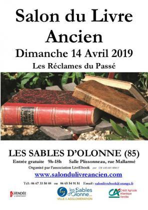 Salon du Livre Ancien - Les Sables-d'Olonne