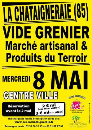 Vide-greniers de La Châtaigneraie