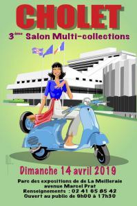 Salon multi-collections de Cholet