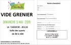 Vide-greniers de La Tardière