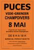 Vide-greniers de Champdivers