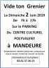 Vide-greniers de Mandeure