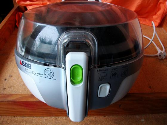 FRITEUSE ACTIFRY FAMILY SEB