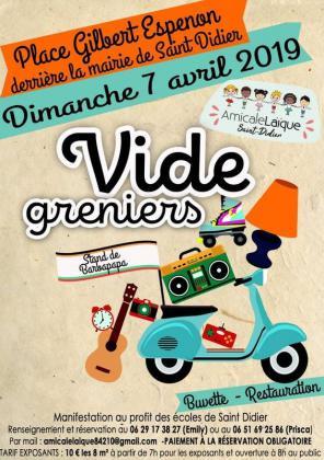 Vide-greniers de Saint-Didier
