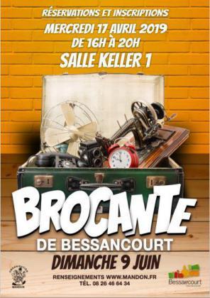 Brocante Vide-greniers de Bessancourt