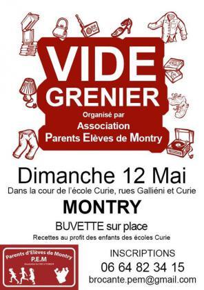 Vide-greniers de Montry
