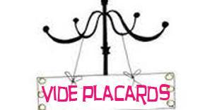 Vide placard - Anould