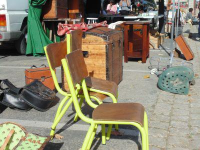 Brocante Vide-greniers de Foix